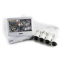 Kit videosorveglianza - FACEX WiFi 4 1080 W